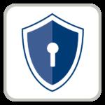 Piktogramm datenschutzkonforme Body-Cam