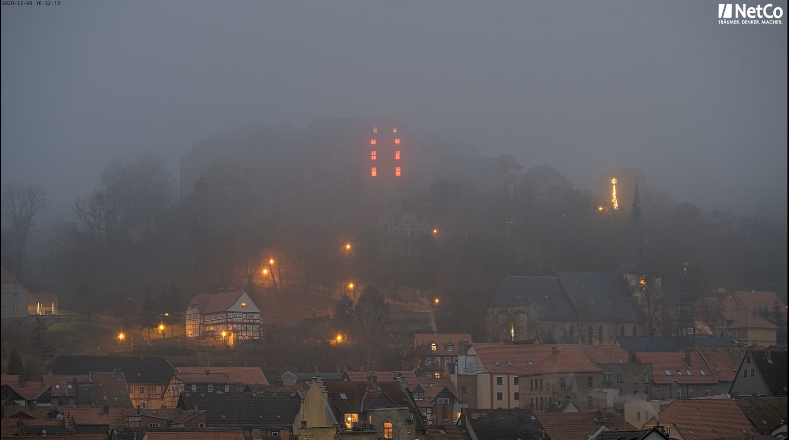 Livestream Großes Schloss in Blankenburg