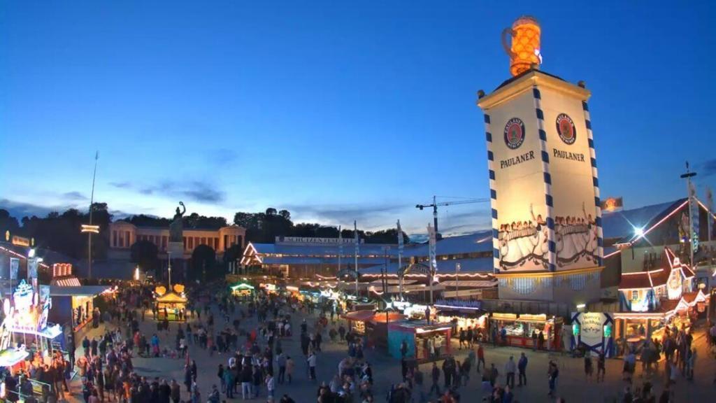 Eventbegleitung (Münchener Oktoberfest)